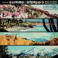 Vivaldi - The Four Seasons : Societa Corelli - 200g LP