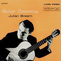 Julian Bream - Guitar Concertos - 200g LP