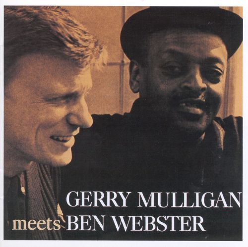 Gerry Mulligan & Ben Webster - Gerry Mulligan Meets Ben Webster -  200g LP