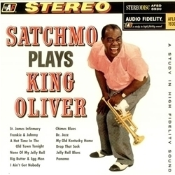 Louis Armstrong - Satchmo Plays King Oliver - 200g LP