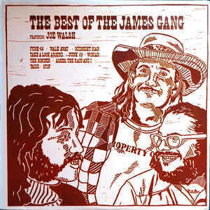 The Best of the James Gang - 200g LP
