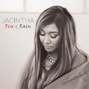 Jacintha - Fire & Rain : James Taylor Tribute - 45rpm 180g 2LP