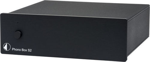Pro-Ject Phono Box S2 -  Phono  Stage MM/MC