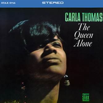 Carla Thomas - The Queen Alone - 180g LP