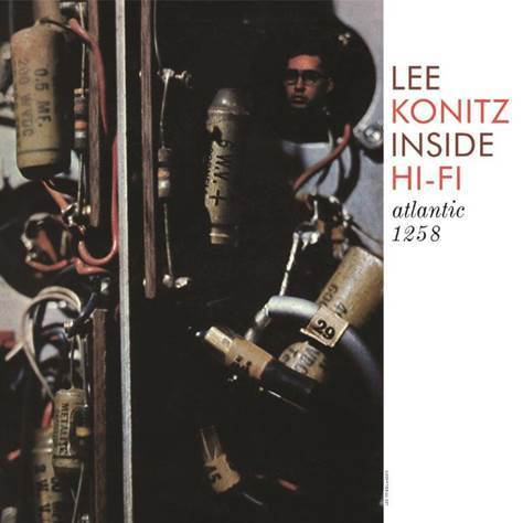 Lee Konitz - Inside HiFi - 180g LP
