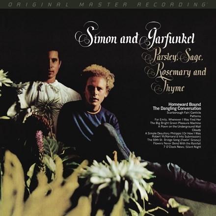 Simon & Garfunkel - Parsley, Sage, Rosemary and Thyme - SACD
