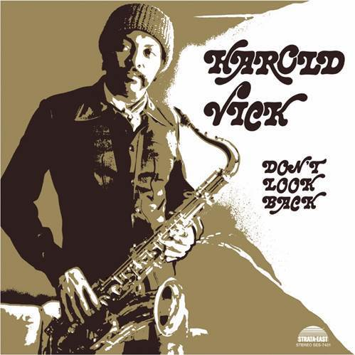 Harold Vick – Don't Hold Back - 180g LP