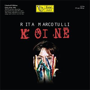 Rita Marcotulli - Koine - 180g LP