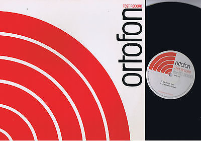 Ortofon TC-3000  Test Record  ( Test LP )