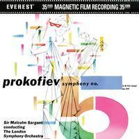 Prokofiev - Symphony No. 5 : Sir Malcolm Sargent : LSO - 45rpm 200g 2LP
