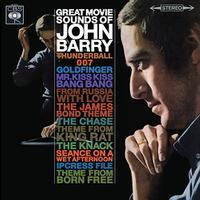 John Barry - Great Movie Sounds Of John Barry - 180g LP