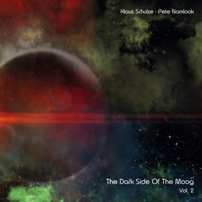 Klaus Schulze and Pete Namlook - Dark Side Of The Moog Vol. 2: A Saucerful Of Ambience - 180g 2LP