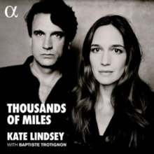 Kate Lindsey - Thousand of Miles - LP
