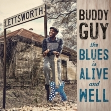 Buddy Guy - The Blues Is Alive and Well  - 2LP