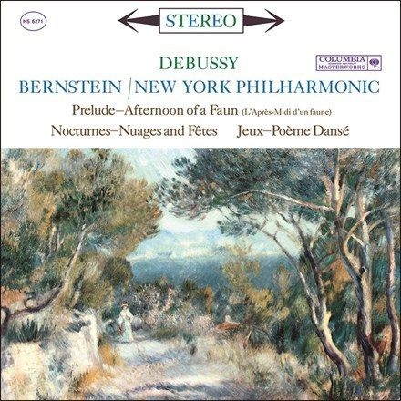 Debussy - Afternoon of A Faun : Leonard Bernstein : New York Philharmonic Orchestra - 180g LP