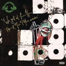 A Tribe Called Quest - We Got It from Here... Thank You 4 Your Service - 2LP