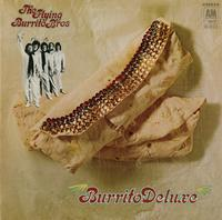 Flying Burrito Brothers - Burrito Deluxe  - 180g LP