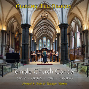 Chasing The Dragon - Temple Church Concert -   CD