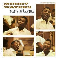 Muddy Waters - Folk  Singer - 45rpm  200g  2LP