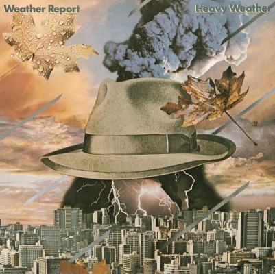 Weather Report - Heavy Weather - 45rpm 180g 2LP