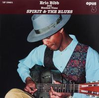 Eric Bibb - Spirit & The Blues - 45rpm 180g 2LP