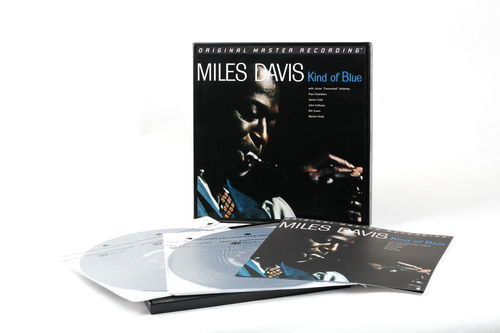 Miles Davis  - Kind Of Blue - 45rpm 180g 2LP Box Set