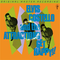 Elvis Costello - Get Happy - 45rpm  180g 2LP