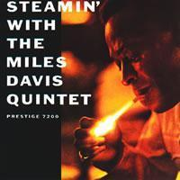 Miles Davis  - Steamin` With The Miles Davis Quartet   - 200g LP Mono