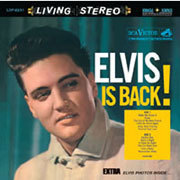 Elvis Presley - Elvis Is Back - 180g LP