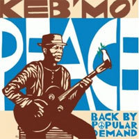 Keb Mo - Peace Back By Popular Demand - 180g LP