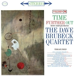 Dave Brubeck  Quartet - Time Further Out : Micro Reflections - 180g LP