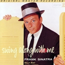 Frank Sinatra - Swings Along With Me - 180g LP