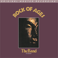 The Band - Rock Of Ages  - 180g 2LP