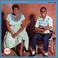 Ella Fitzgerald and Louis Armstrong - Ella and Louis - 45rpm 200g 2LP Mono