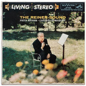Ravel / Rachmaninoff - Fritz  Reiner : The Reiner Sound : Chicago Symphony Orchestra   -  200g LP