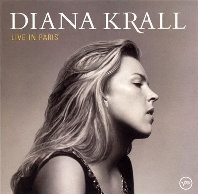 Diana Krall - Live In Paris - 45rpm 180g 2LP