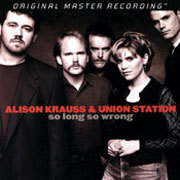 Alison Krauss  - So Long So Wrong -  180g 2LP