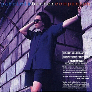 Patricia  Barber  -  Companion - 180g 2LP