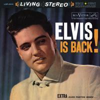 Elvis Presley - Elvis Is Back - 45rpm 200g 2LP