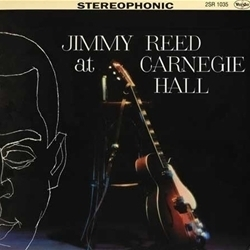 Jimmy Reed - Jimmy Reed at Carnegie Hall - 45rpm 180g 2LP