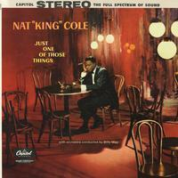 Nat King Cole - Just One Of Those Things - 45rpm 180g 2LP