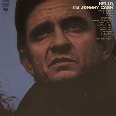 Johnny  Cash - Hello I`m Johnny Cash - 180g LP