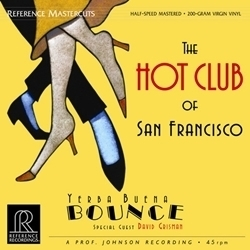 The Hot Club Of San Francisco - Yerba Buena Bounce - 45rpm 200g 2LP