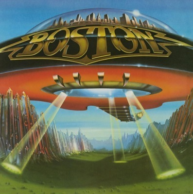 Boston - Don`t Look Back - 180g LP