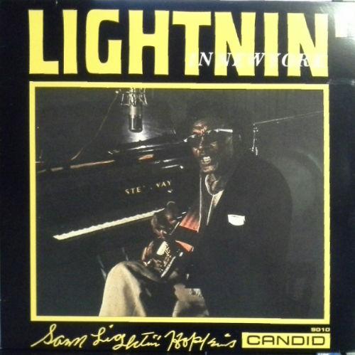Lightnin' Hopkins - Lightnin` In New York - 180g LP