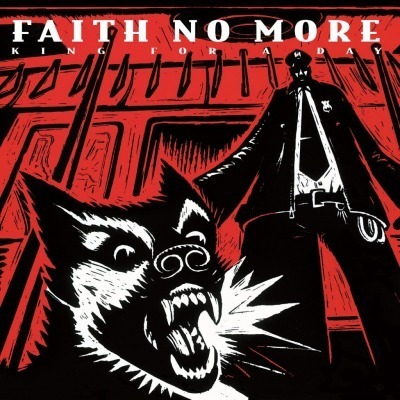Faith No More -   King For A Day, Fool For A Lifetime     - 180g 2LP