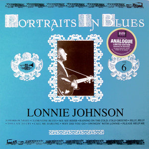 Lonnie Johnson - Portraits In Blues Volume 6  - 180g LP