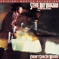Stevie Ray Vaughan - Couldn`t Stand The Weather - SACD