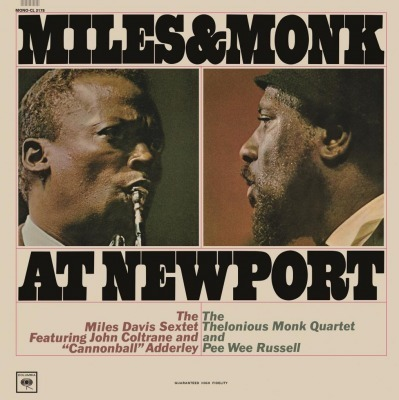 Miles Davis - Miles & Monk At Newport - 180g LP Mono