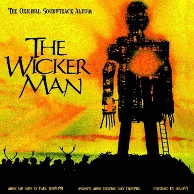 Paul Giovanni - The Wickerman OST - 180g LP